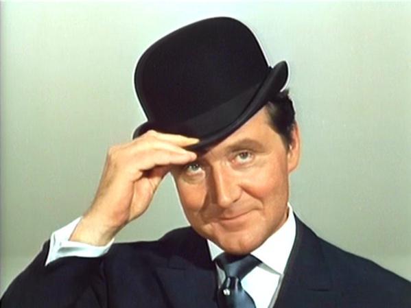 Se ne va Macnee, lo 007 in bombetta