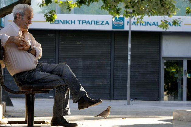 Grecia: banche chiuse, borse nel panico