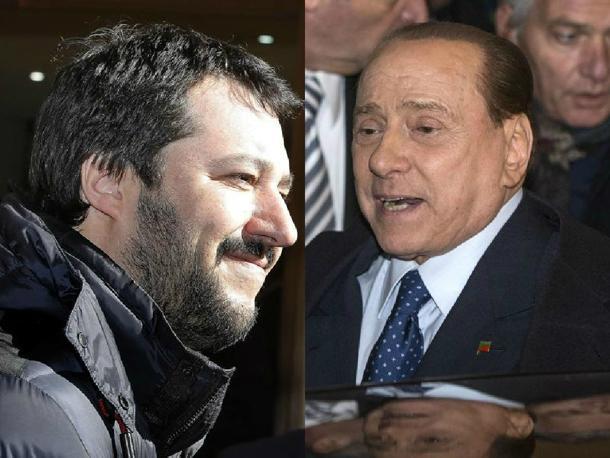Incontro Berlusconi-Salvini, prove d'intesa a destra