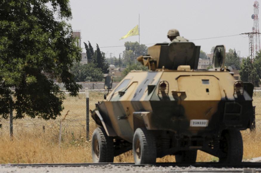Siria, curdi tolgono Tall Abyad all'ISIS