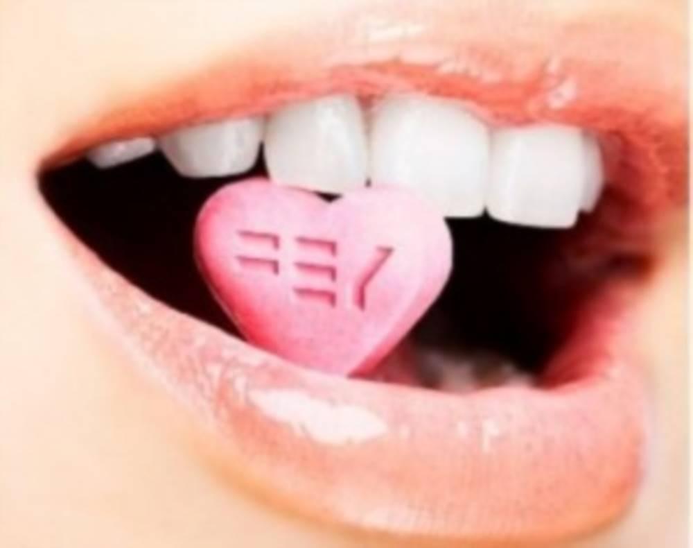 Viagra, la pillola blu diventa rosa