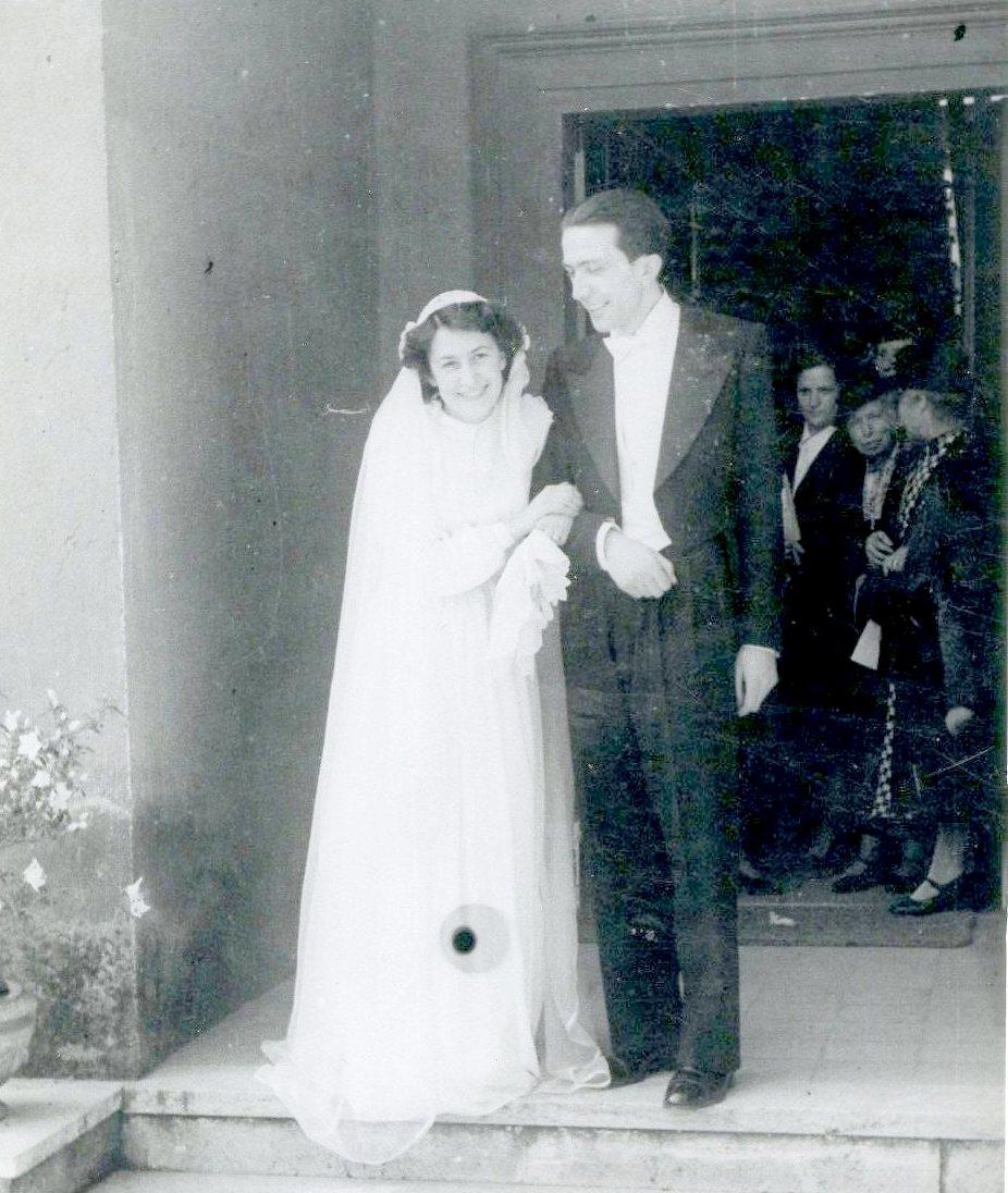 Muore Livia Danese dopo una lunga vita accanto ad Andreotti