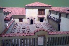 interno villa romana