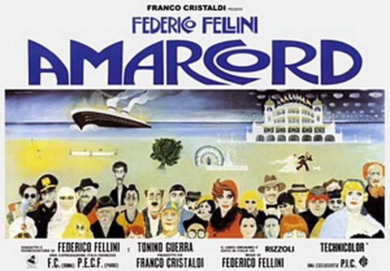 Yoox e la cineteca di Bologna restaurano Amarcord.