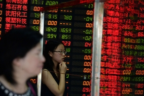 asian stock exchange