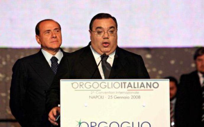 Compravendita senatori, tre anni a Berlusconi