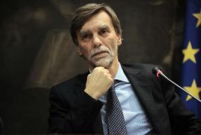"""Camera dei Deputati. Presentazione del libro di Graziano Delrio """"Cambiando l'Italia"""""""