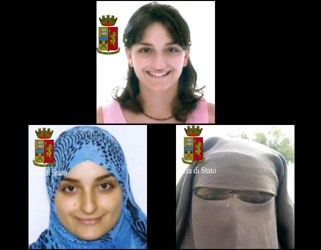 Sgominata cellula jihadista italiana