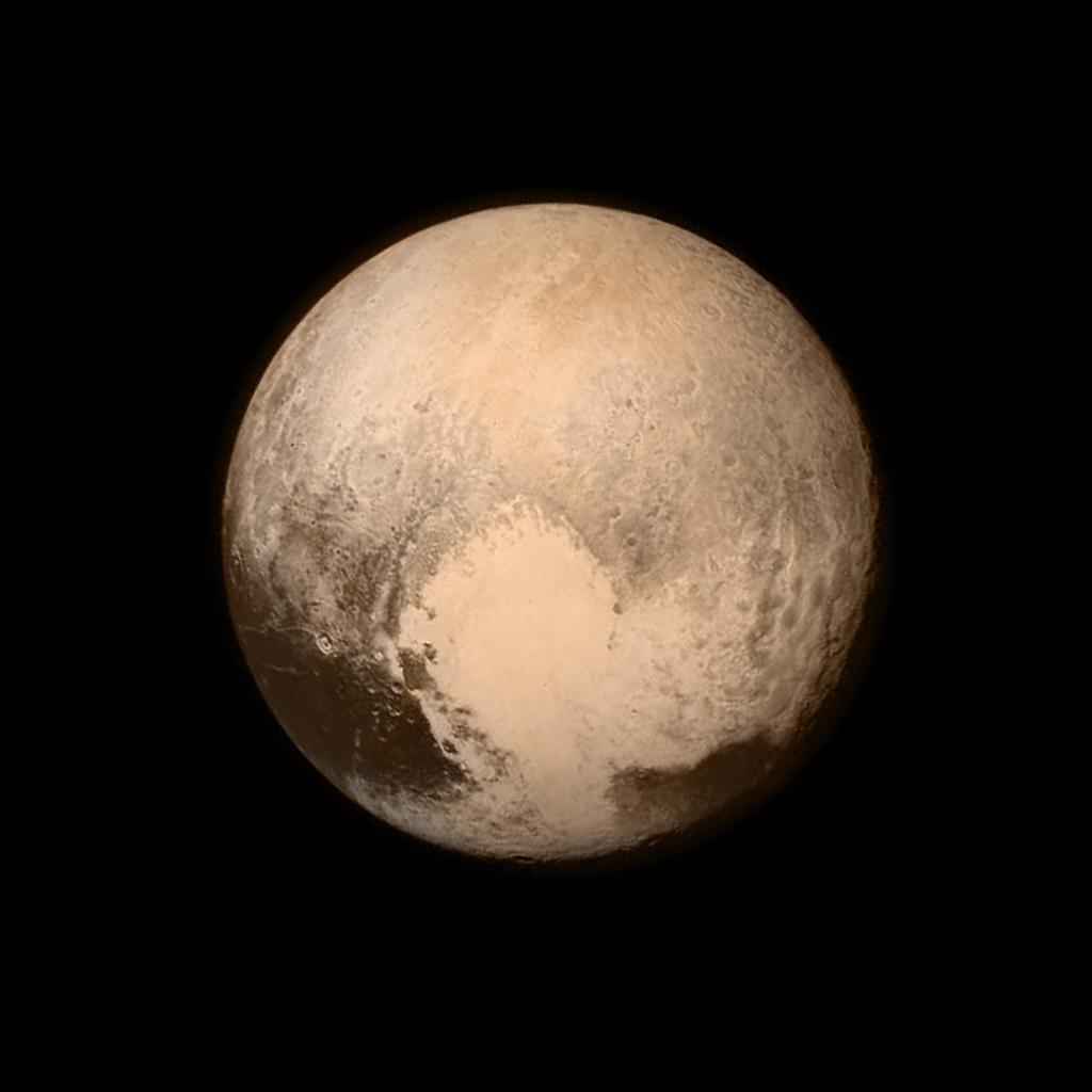 New Horizons sorvola Plutone, stanotte le immagini