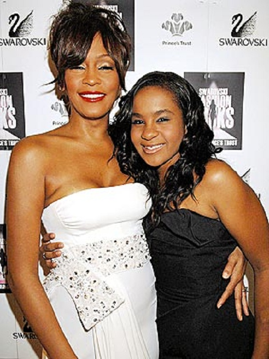 La figlia di Whitney Houston muore dopo sei mesi di coma