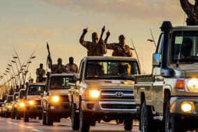 ISIS contro Libia