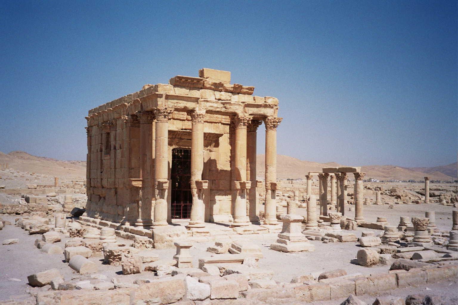 Palmira, quando la ferocia uccide la civiltà