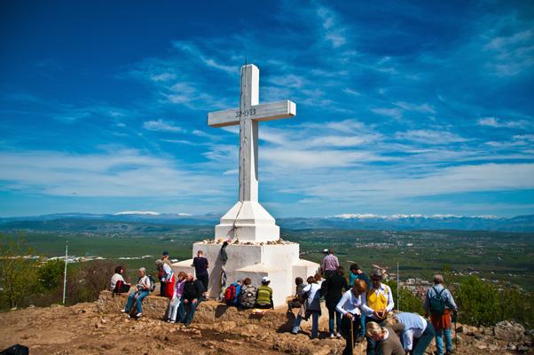 Medjugorje perde pellegrini: dal 2013 quasi dimezzati