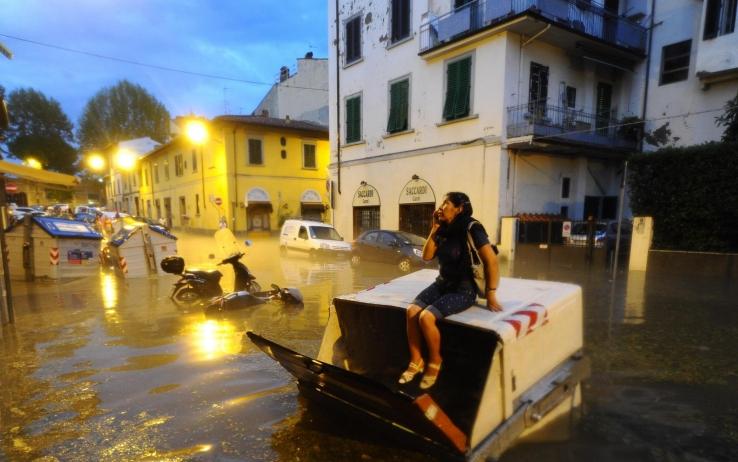 Scatta l'emergenza a Firenze