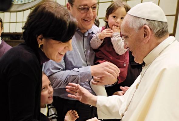 Papa Francesco, divorziati: niente porte chiuse!