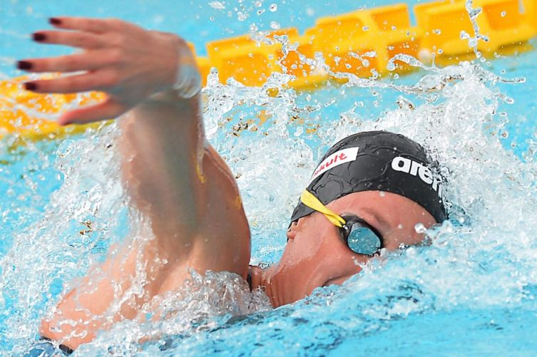 Nuoto da sogno, Pellegrini e Paltrinieri sul podio