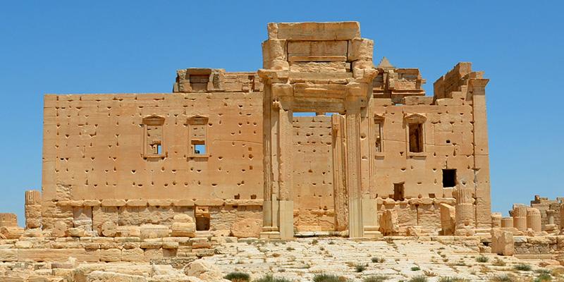 Palmira, ISIS e ancora Palmira, una devastazione che non si arresta