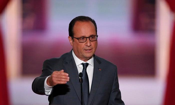 ISIS, Hollande: