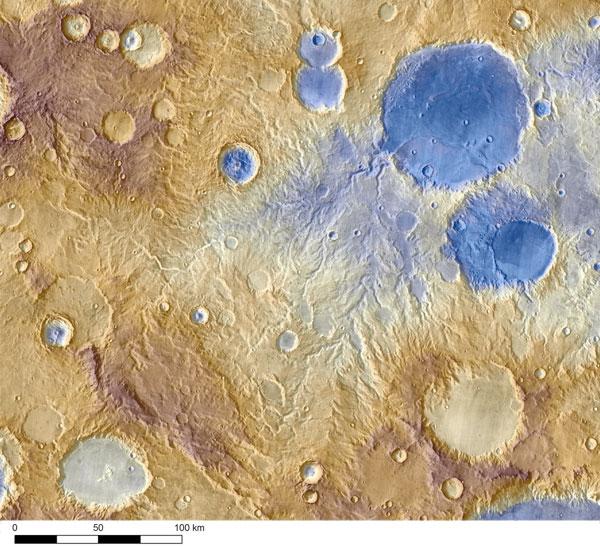 Acqua e forse vita su Marte: non siamo più soli