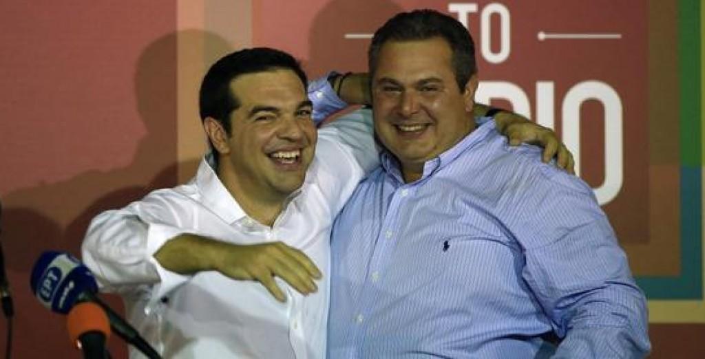 Tsipras rivince e si libera degli