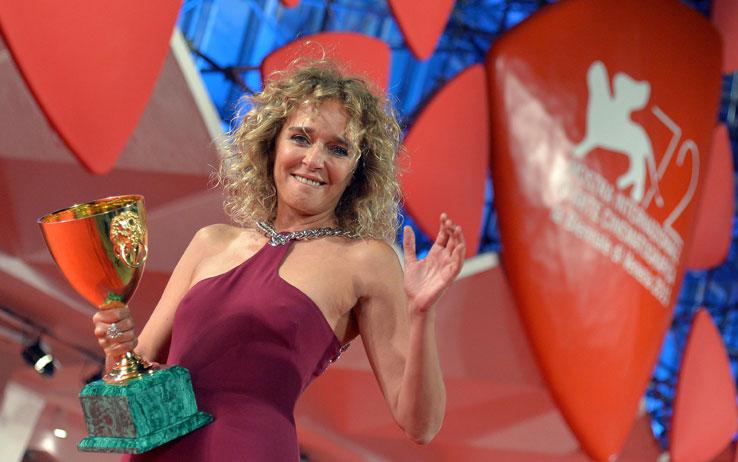 Valeria Golino Coppa Volpi