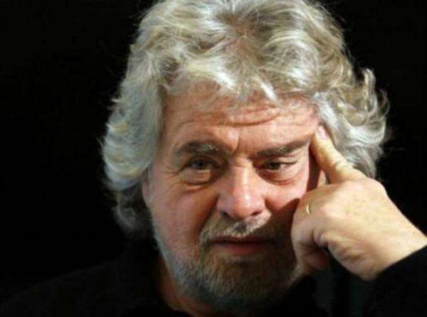 Beppe Grillo lancia proposta: