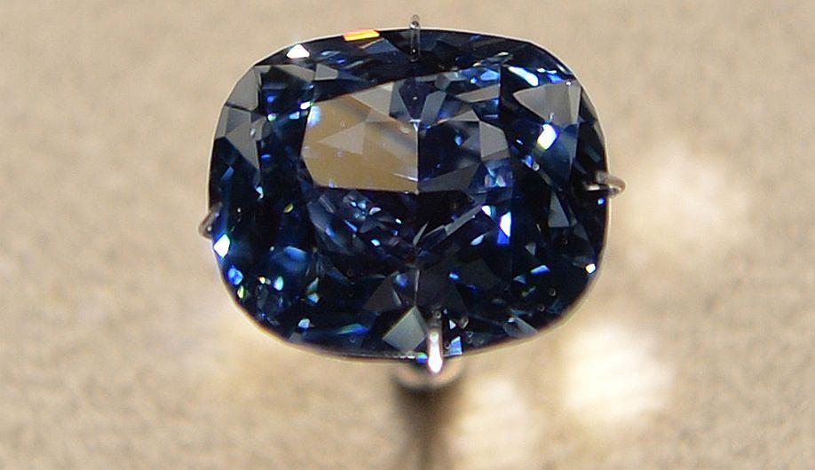 All'asta il Blue Moon Diamond