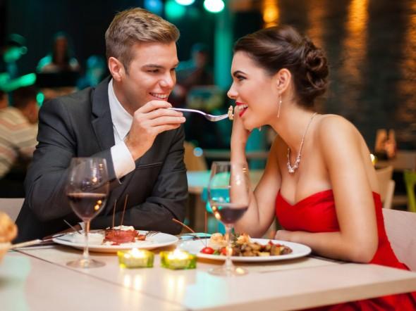 Il buon sesso inizia a tavola