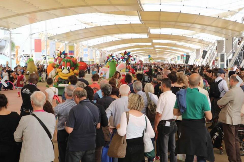 Expo, detenuta-lavoratrice evade mescolandosi alla folla
