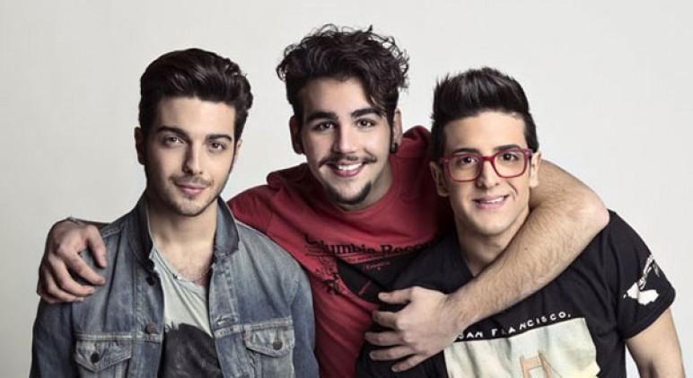 Il Volo: i tre giovani tenori scandalizzano gli svizzeri
