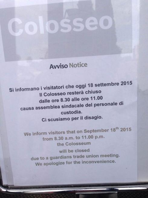 Dopo il caos a Roma, musei tra i servizi essenziali