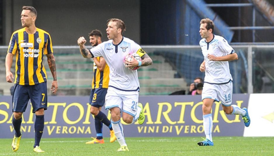 Con Biglia la Lazio torna a correre