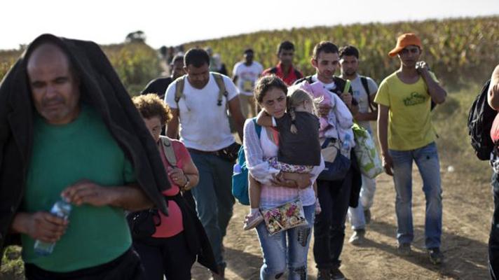 Migranti, Croazia: