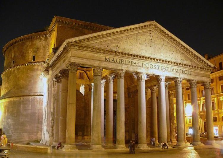 pantheon-fronte-notte-roma