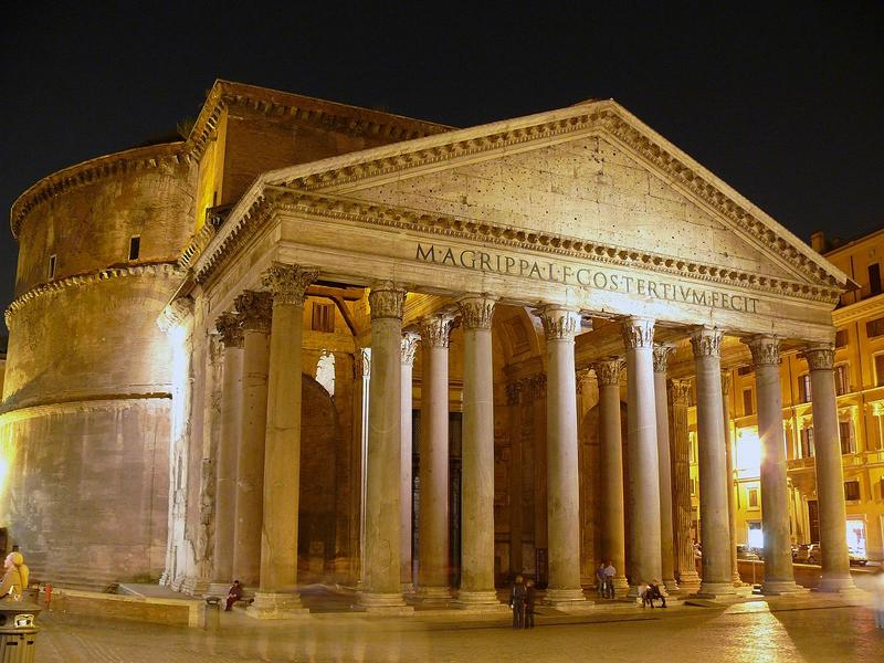 Una notte straordinaria per l'arte a Roma