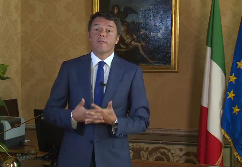"""Giù disoccupazione, su pil. Renzi: """"non maglia rosa, ma siamo tornati"""""""