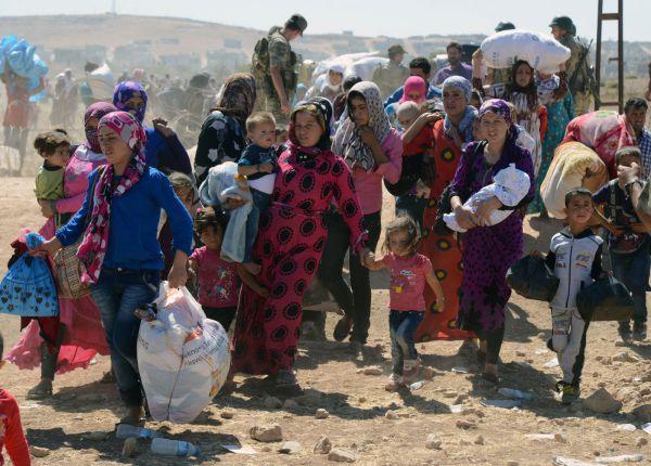 Migranti, l'emergenza durerà almeno 20 anni