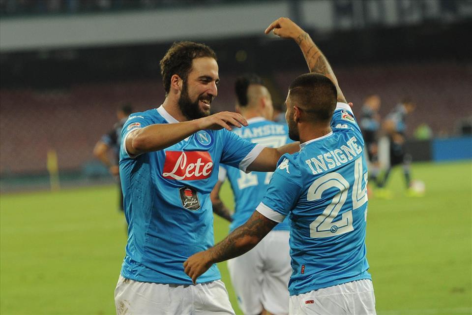 Roma e Napoli fanno sul serio. Ora la Fiorentina è ad un passo
