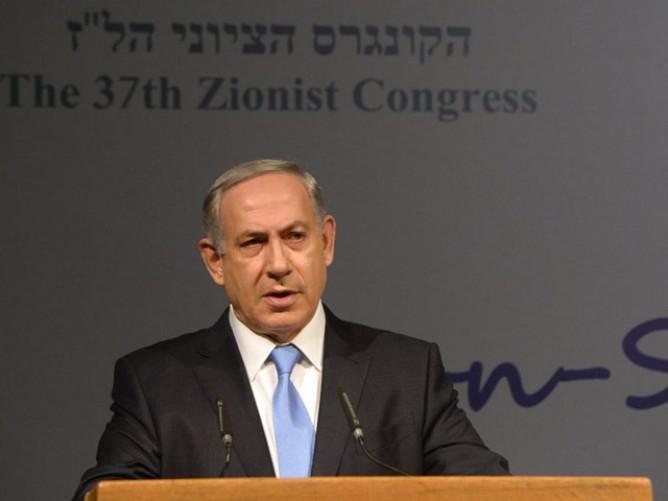 Scandaloso Netanyahu: