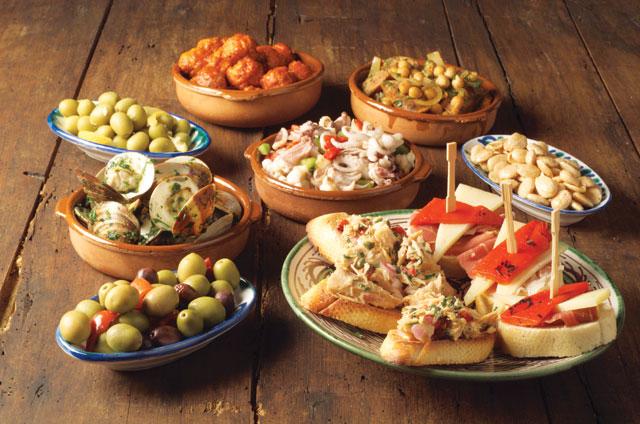 Tapas day: oggi si mangia spagnolo