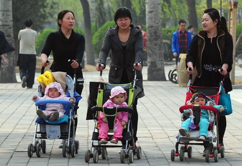 La Cina dice sì al secondo figlio