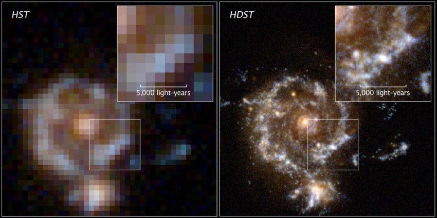 Dopo Hubble, ecco il nuovo super telescopio
