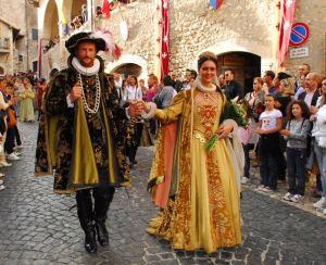 duca e duchessa