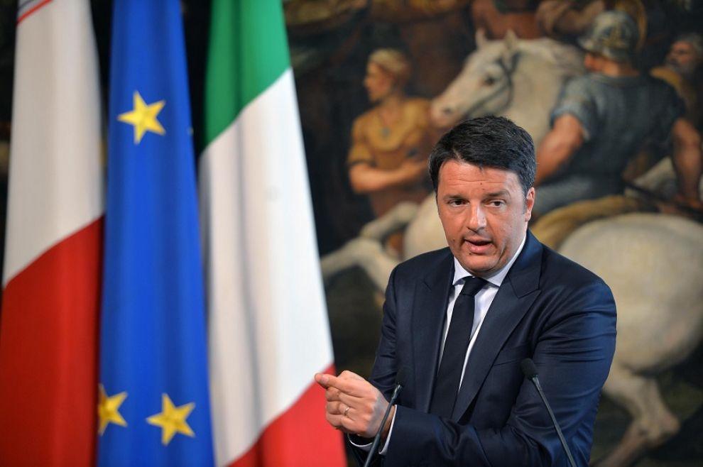 Migranti, Renzi: l'Italia aveva ragione