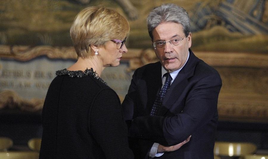 AUGURI DEL PRESIDENTE DELLA REPUBBLICA ALLE ALTE CARICHE DELLO STATO