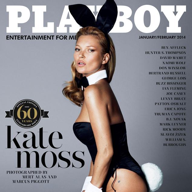 Playboy: addio conigliette nude