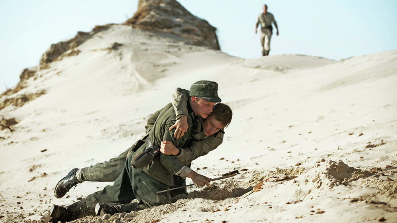 Land of mine, la poesia dietro l'orrore