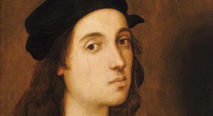 Raffaello, Parmigianino... l'Arte si presenta. A Roma