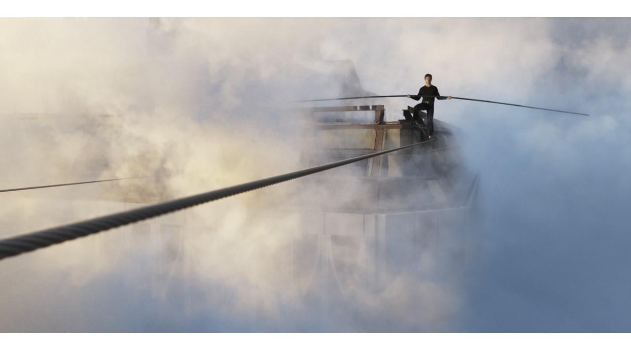 The walk, un'esperienza al di sopra delle nuvole