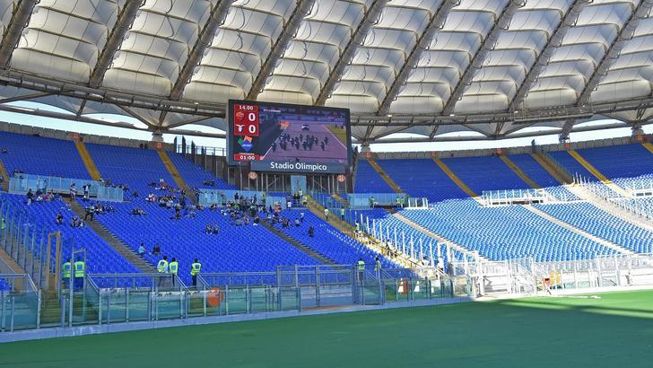 Alla Roma il derby della tristezza